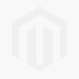 Fringed Stripe Scarf In Navy